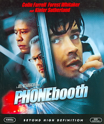 PHONE BOOTH BY FARRELL,COLIN (Blu-Ray)