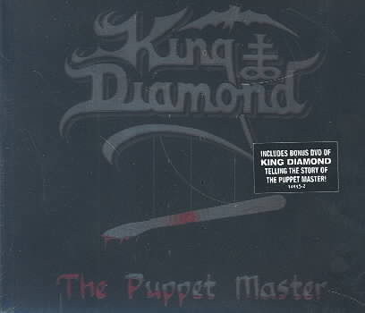 PUPPET MASTER BY KING DIAMOND (CD)