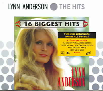 16 BIGGEST HITS BY ANDERSON,LYNN (CD)